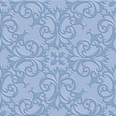AXIMA плитка напольная ПРОВАНС 400х4700мм синяя