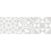 AXIMA КЕРАМОГРАНИТ VIENNA 20x60 светло-серый декор 1
