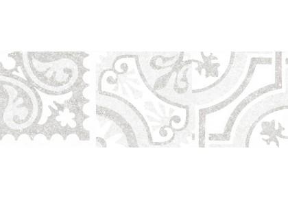 AXIMA КЕРАМОГРАНИТ VIENNA 20x60 светло-серый декор 2