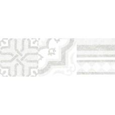 AXIMA КЕРАМОГРАНИТ VIENNA 20x60 светло-серый декор 3