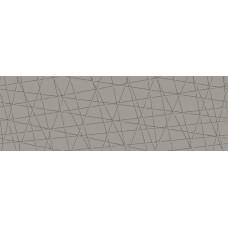 НАСТЕННАЯ ВСТАВКА CERSANIT VEGAS СЕРЫЙ 25x75 VG2U091