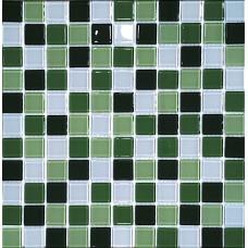 МОЗАИКА Global Bridge  30x30 M4CB4405 микс зеленый