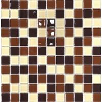 МОЗАИКА Global Bridge  30x30 M4CB9405 микс коричневый
