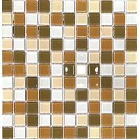 МОЗАИКА Global Bridge  30x30 M4CB5402 микс светло-коричневый