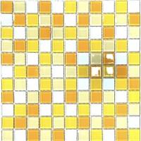 МОЗАИКА Global Bridge  30x30 M4CB8403 микс желтый