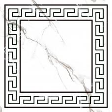 ДЕКОР GRASARO Classic Marble 40x40 G-270/g/do1 Белый
