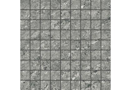 МОЗАИКА GRASARO Crystal 30x30 G-610/mo1 Серый