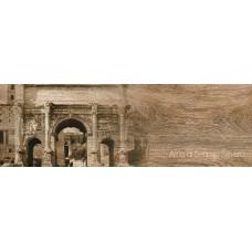 ДЕКОР GRASARO Italian Wood 20x60 G-252/do1 Темно-коричневый