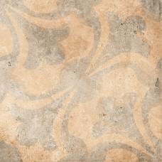 ДЕКОР GRASARO Tivoli 40x40 G-242/do1 Серый