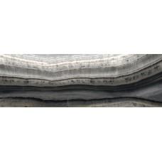 ARRIS BLACK BROWN (K-1052/LR) KERRANOVA 200*600*10 глазурованный керамогранит