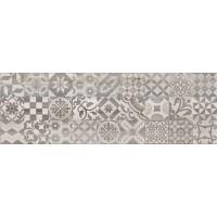 LASSELSBERGER Настенная плитка декор2 Альбервуд 1664-0166 20x60 Белая