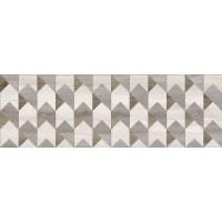 LASSELSBERGER Настенная плитка декор3 Альбервуд 1664-0169 20x60 геометрия