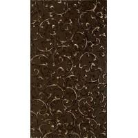 LASSELSBERGER Настенная плитка декор Анастасия 1645-0094 25x45 Шоколад