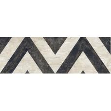 LASSELSBERGER Керамогранит декор 1 Арлингтон 3606-0018 20х60 светлый