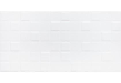 LASSELSBERGER Настенная плитка Астрид 1041-0233 20х40 белая