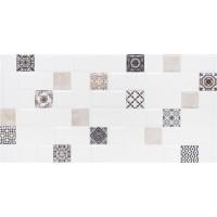 LASSELSBERGER Настенная плитка декор 1 Астрид 1041-0235 20х40 Кофейная