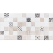 LASSELSBERGER Настенная плитка декор 2 Астрид 1041-0236 20х40 Кофейная