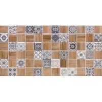 LASSELSBERGER Настенная плитка декор 3 Астрид 1041-0242 20х40 белая