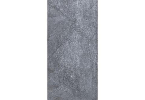LASSELSBERGER Настенная плитка Кампанилья 1041-0253 20x40 тёмно-серая