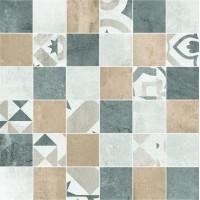 LASSELSBERGER Настенная плитка декор Цемент Стайл 6132-0128 30x30 мозаика