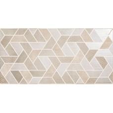LASSELSBERGER Настенная плитка Дюна декор 1641-0105 40x40 геометрия