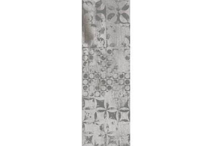 LASSELSBERGER Керамогранит декор Грей Вуд 6664-0103 20x60 темно-серый