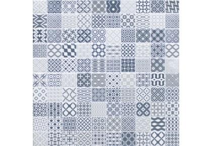 LASSELSBERGER Керамогранит Ингрид 5032-0273 30х30 арт-мозаика темная