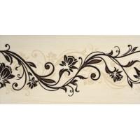 LASSELSBERGER Настенная плитка Кураж 1641-0055 20х40 декор 2
