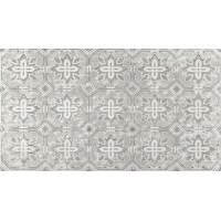 LASSELSBERGER Настенная плитка декор Лофт Стайл 1645-0129 25х45x0.8 см мозаика серая