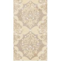LASSELSBERGER Настенная плитка декор Магриб 1645-0122 25x45 бежевый