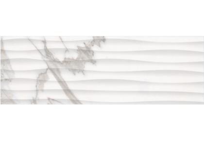 LASSELSBERGER Настенная плитка Миланезе Дизайн 1064-0158 20х60 каррара волна