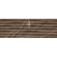 LASSELSBERGER Настенная плитка Миланезе Дизайн 1064-0164 20х60 марроне волна