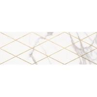 LASSELSBERGER Настенная плитка декор Миланезе Дизайн 1664-0141 20х60 римский каррара