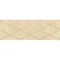 LASSELSBERGER Настенная плитка декор Миланезе Дизайн 1664-0143 20х60 римский крема