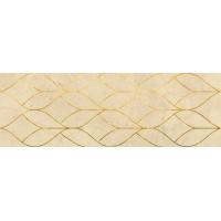 LASSELSBERGER Настенная плитка декор Миланезе Дизайн 1664-0157 20х60 тресс крема