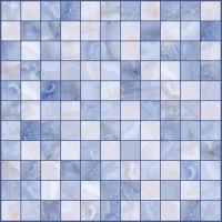 LASSELSBERGER Керамогранит мозаика Орнелла 5032-0202 30х30 синий