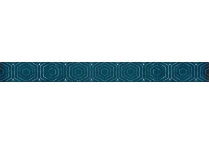 LASSELSBERGER Бордюр настенный Парижанка 1506-0175 6x60 геометрия