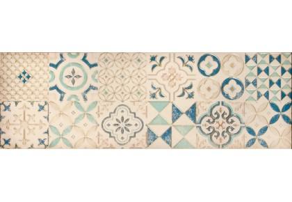 LASSELSBERGER Настенная плитка декор Парижанка 1664-0179 20x60 арт-мозаика