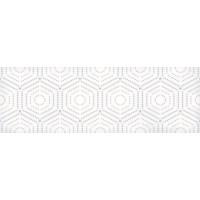 LASSELSBERGER Настенная плитка декор Парижанка 1664-0183 20x60 геометрия белая
