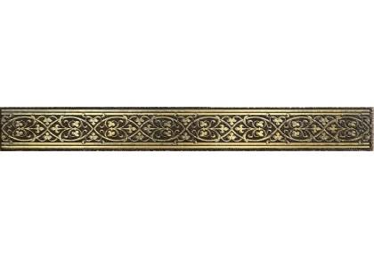 LASSELSBERGER Бордюр настенный Катар 1502-0578 2,8х25 коричневый