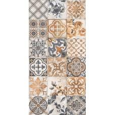 LASSELSBERGER Настенная плитка декор Сиена 1041-0163 20х40 универсальная