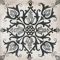 LASSELSBERGER Вставка напольная Сиена 3603-0088 9,5х9,5 универсальная