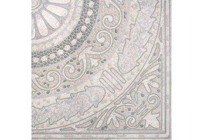 LASSELSBERGER Панно напольное Тенерифе 3609-0005 90х90 серебряное