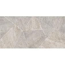 LASSELSBERGER Керамогранит декор Титан 6660-0040 30х60 серый
