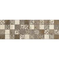 LASSELSBERGER Керамогранит декор Травертино 3064-0002 20х60 мозаика