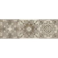 LASSELSBERGER Керамогранит декор Травертино 3064-0004 20х60 орнамент