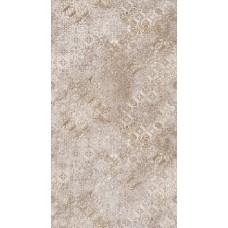 LASSELSBERGER Настенная плитка декор Сумерки 1645-0119 25x45 бежевый