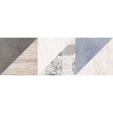 LASSELSBERGER Настенная плитка декор 1 Вестанвинд 1064-0167 20х60 натуральный