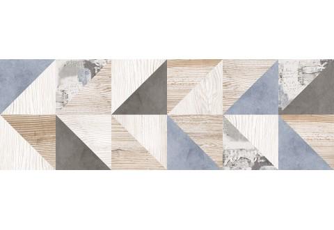 LASSELSBERGER Настенная плитка декор 2 Вестанвинд 1064-0168 20х60 натуральный
