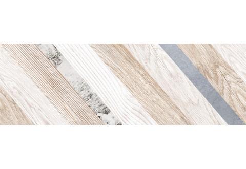 LASSELSBERGER Керамогранит Вестанвинд 3606-0029 20х60 декор натуральный